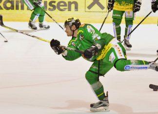 Daniel Stefan#32 EHC Lustenau