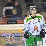 Nach starker Leistung verletzt ausgeschieden, Daniel Stefan