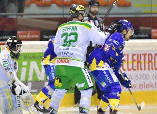 Zweikampfstark und 100%iger Einsatz, Daniel Stefan#32 EHC Lustenau