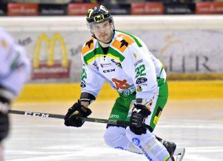 Daniel Stefan kehrt nach drei Monatiger Verletzungspause aufs Eis zurück.